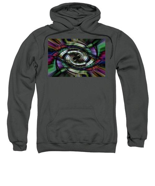 Light Abstract 6 Sweatshirt