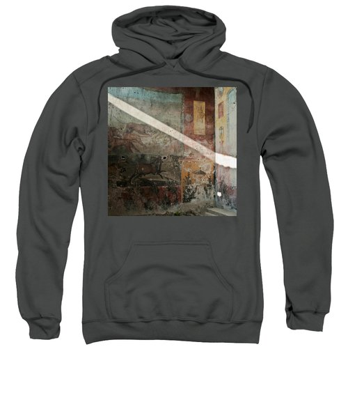 Light On The Past Sweatshirt