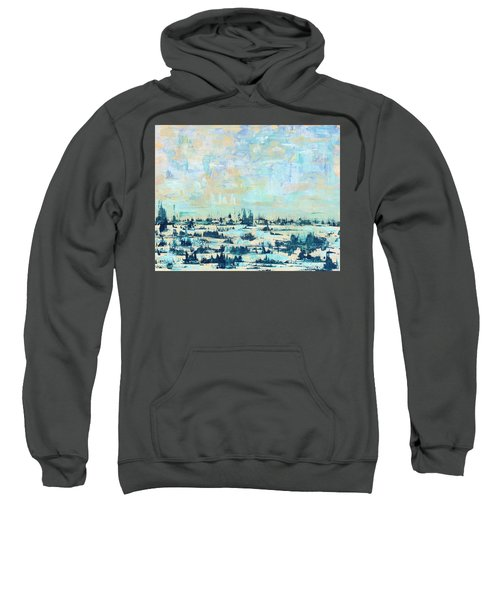 Light Over Broad Creek Sweatshirt