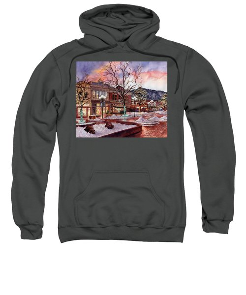 Light Up Heaven And Earth Sweatshirt