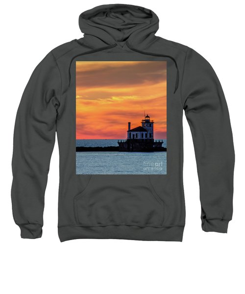Lighthouse Silhouette Sweatshirt