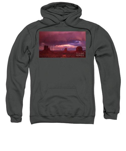 Lightning And Rainbow Sweatshirt
