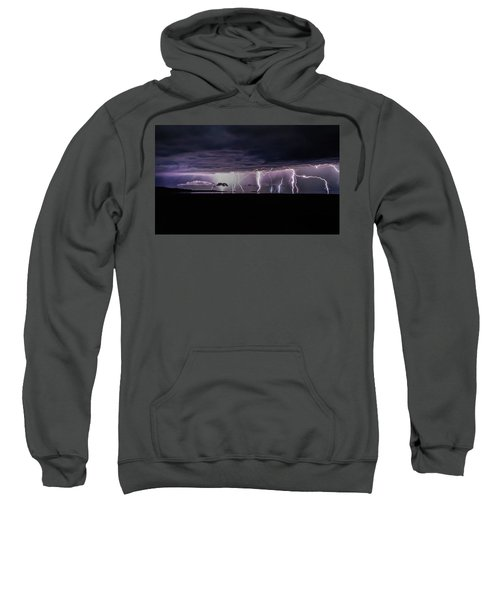 Fingers Of God Sweatshirt