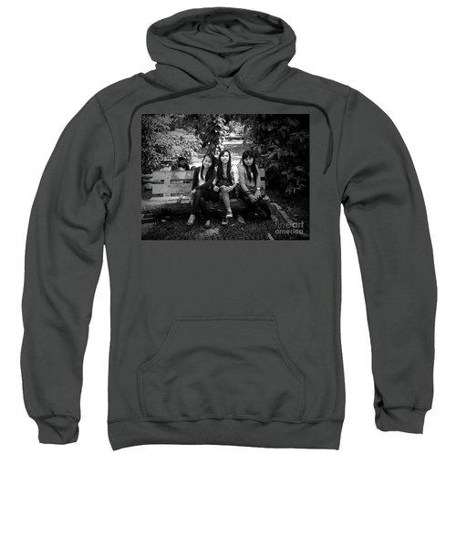 Like, Don't Like...don't Know Sweatshirt