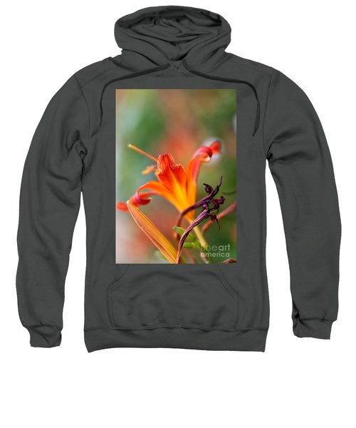 Lilly Flowers Sweatshirt