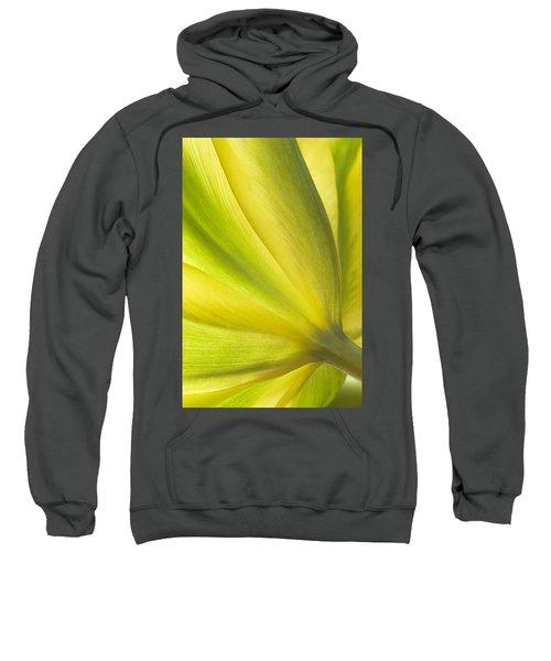 Lime Tulip Sweatshirt