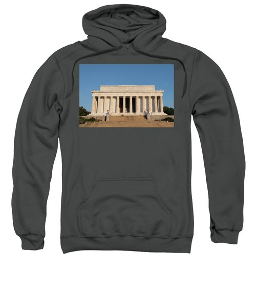 Lincoln's Memorial Sweatshirt