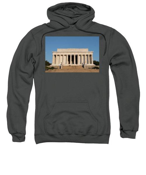Lincoln's Memorial Sweatshirt