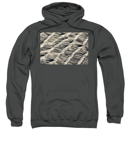 Lines On The Beach Sweatshirt