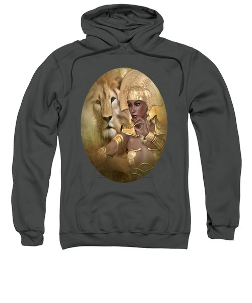 Lion And The Princess Sweatshirt