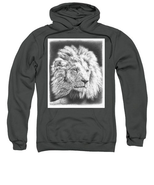Fluffy Lion Sweatshirt
