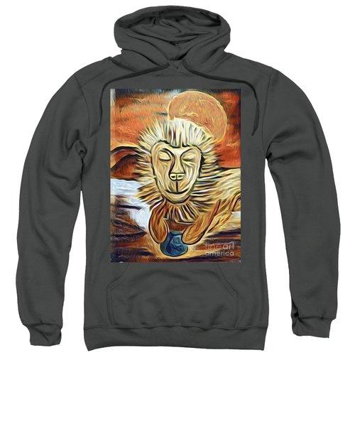 Lion Of Judah II Sweatshirt