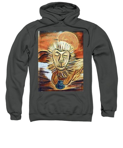 Lion Of Judah II Sweatshirt