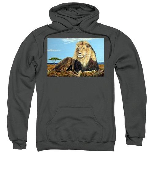 Lions Pride Sweatshirt