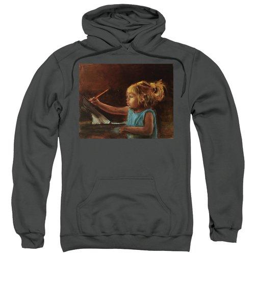 Little Artist Sweatshirt