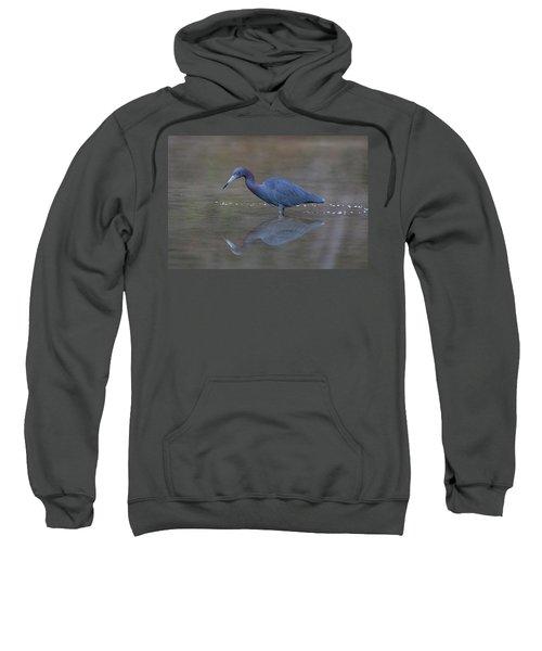 Little Blue Bubbles Sweatshirt