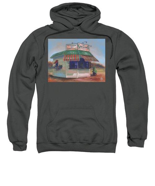 Little Drive-in On South Hawkins Ave Sweatshirt