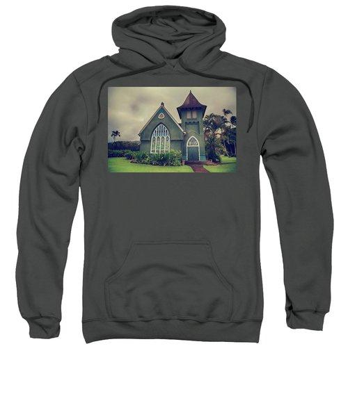 Little Green Church Sweatshirt