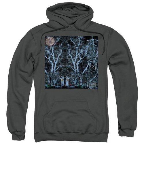 Little House In The Woods Sweatshirt