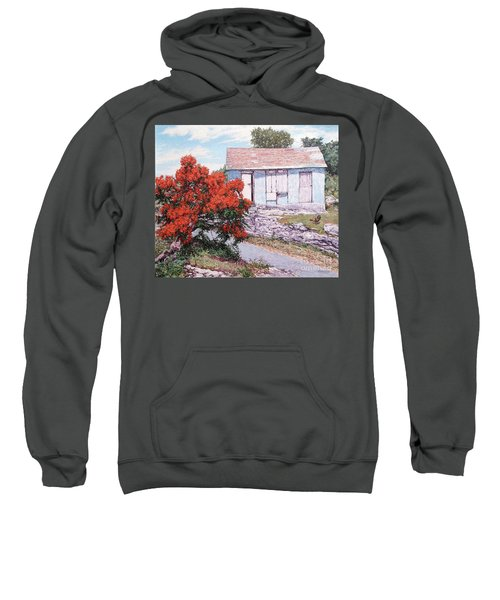 Little Poinciana Sweatshirt