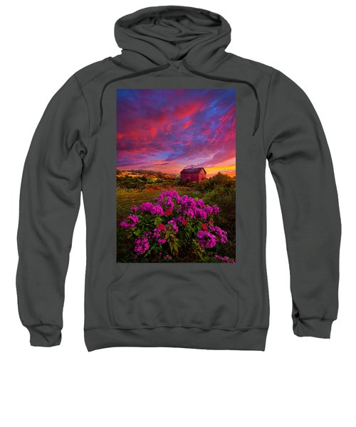 Live In The Moment Sweatshirt