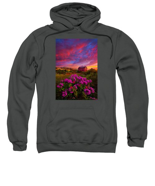Live In The Moment Sweatshirt
