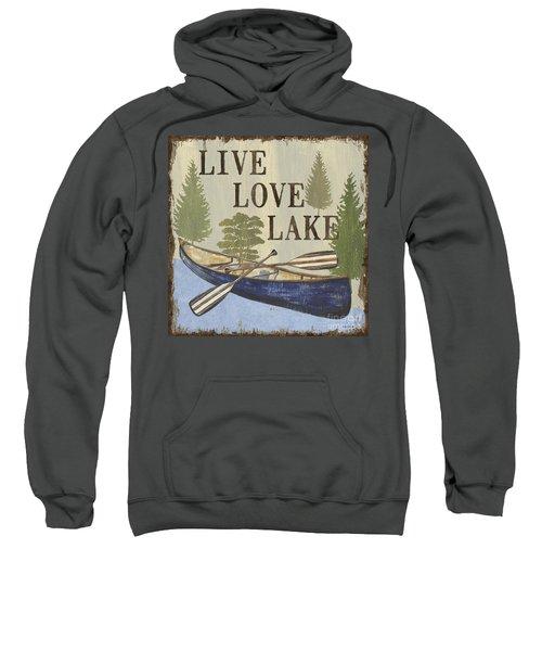 Live, Love Lake Sweatshirt