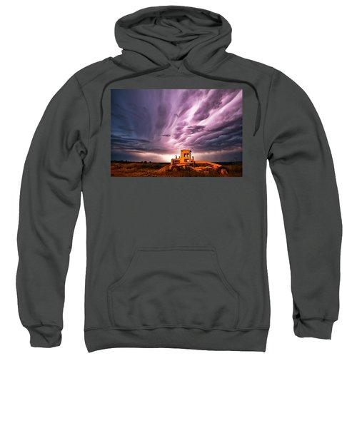 Living Sky In Nebraska Sweatshirt