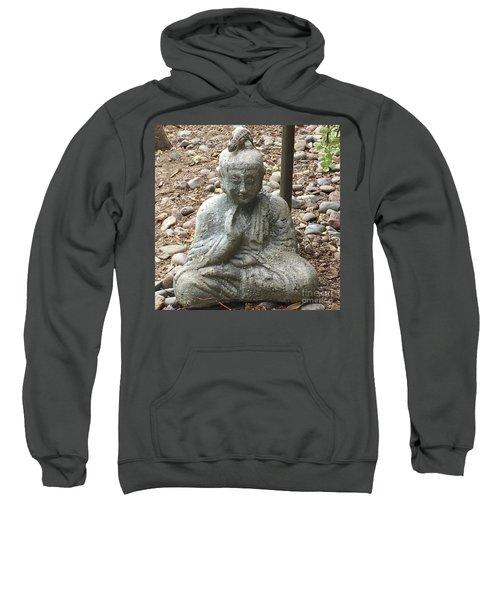 Lizard Zen Sweatshirt