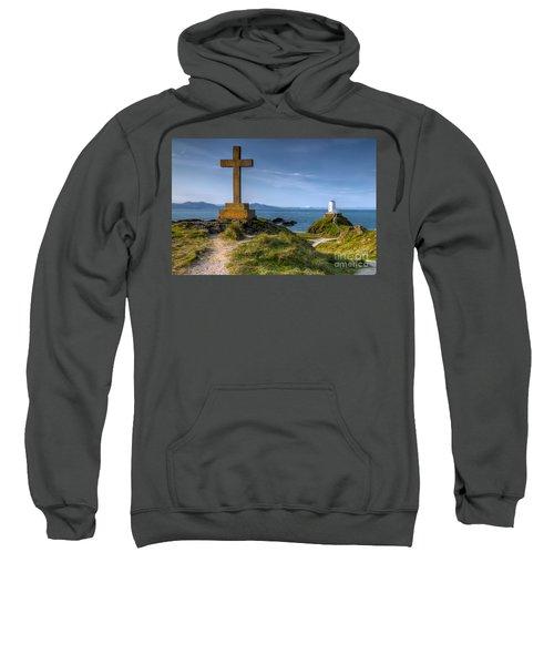 Llanddwyn Cross Sweatshirt