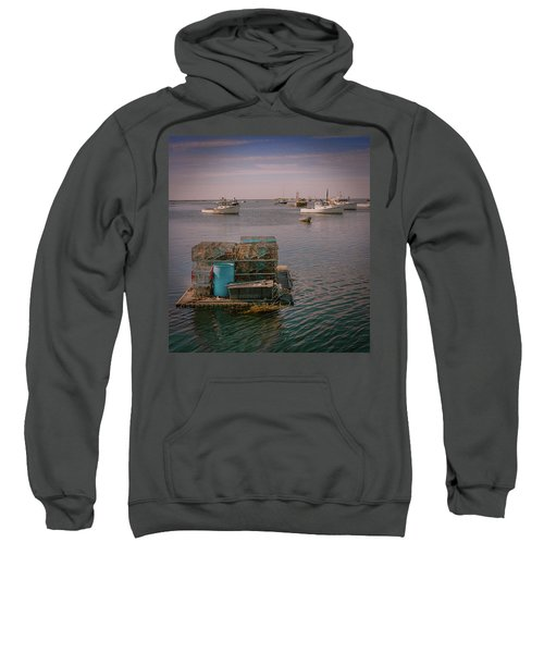 Lobstar Pot Float Sweatshirt