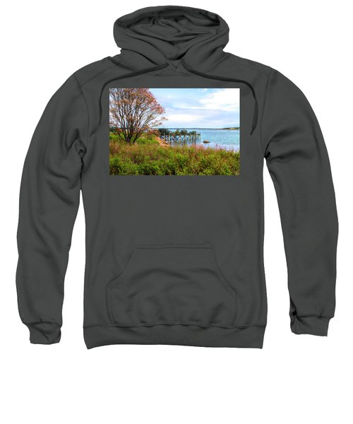 Lobster Traps Sweatshirt