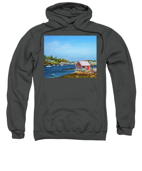 Lobstermen's Shack Sweatshirt
