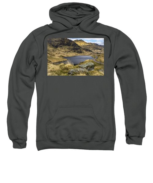 Loch Restil From Rest And Be Thankful Sweatshirt