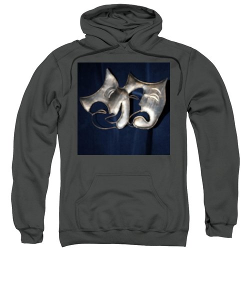 Logo For Theater Productions Sweatshirt