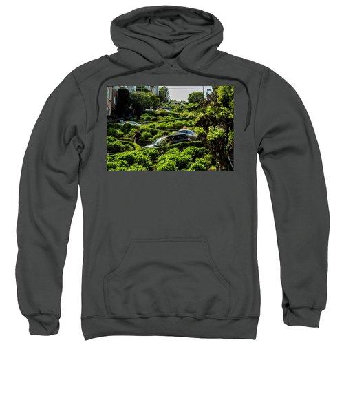 Lombard Street Sweatshirt