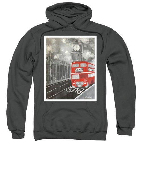 London City Abstract Sweatshirt