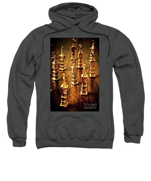 London Gold Sweatshirt