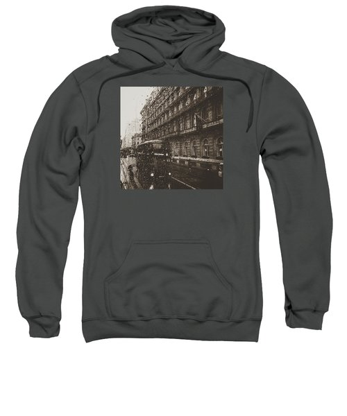 London Rain Sweatshirt