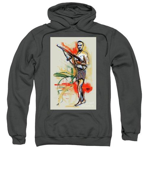 Lone Native Soldier Sweatshirt