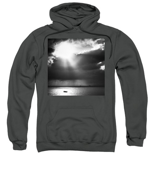 Lonely At Sea Sweatshirt