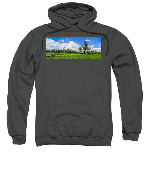 Lonely Rice Hut Sweatshirt