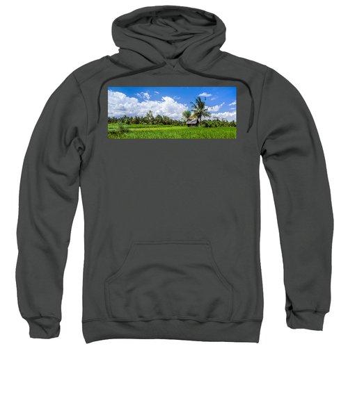 Lonely Rice Hut Sweatshirt