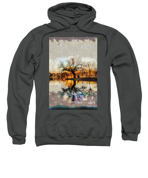 Lonely Tree And Its Thoughts Sweatshirt