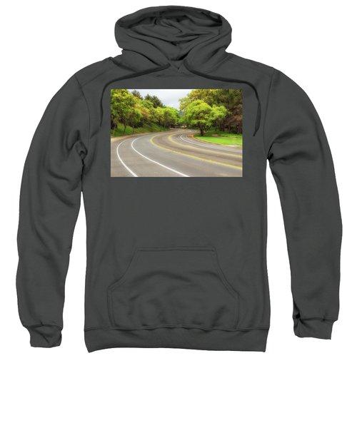 Long And Winding Road Sweatshirt