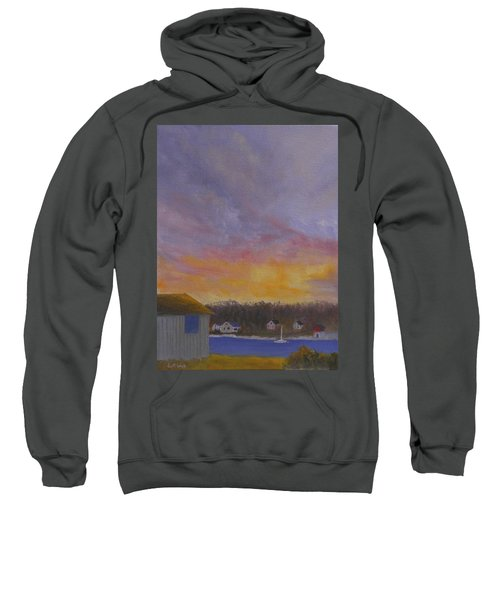 Long Cove Sunrise Sweatshirt