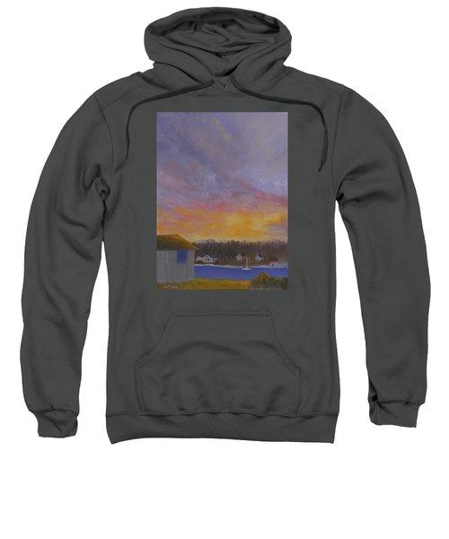 Long Cove Sunrise Sweatshirt
