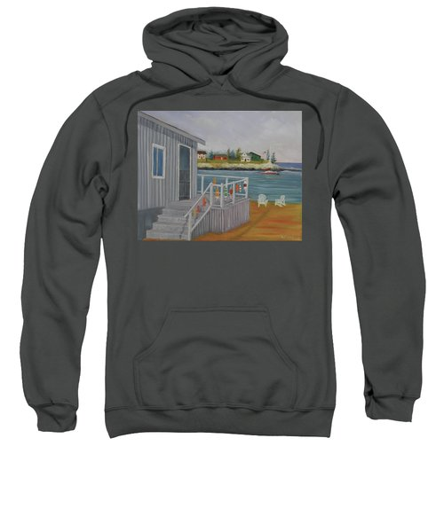 Long Cove View Sweatshirt