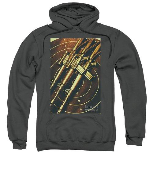 Long Range Tactical Rifles Sweatshirt