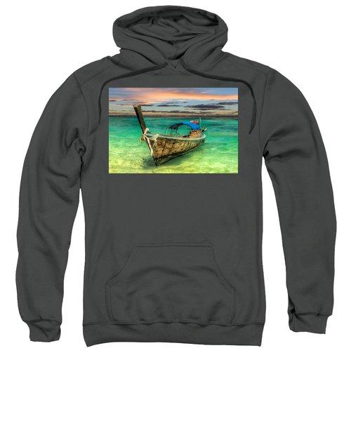 Longboat Sunset Sweatshirt